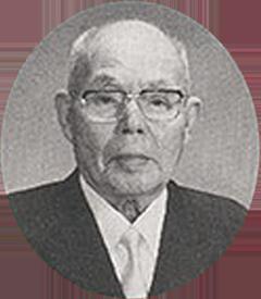 祖父 伝治 平成3年91歳で他界