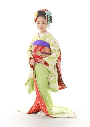 「抹茶舞妓」京都の舞妓専門店から譲り受けました。