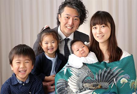 赤ちゃん3,000人以上リピータ率約80%