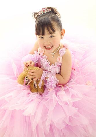 ドレスの写真